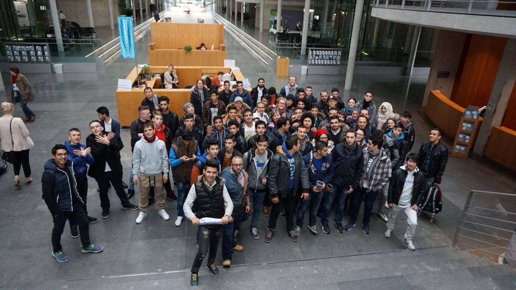 Gruppenbild Berlin 2
